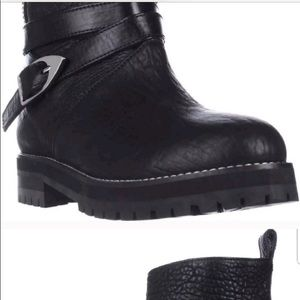NEW MCM women's motorcycle boots